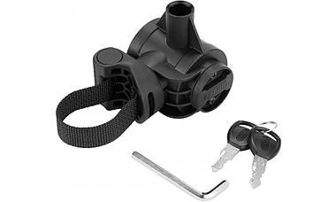 Велозамок ABUS Alarm 440A/150HB160 USH Black-Red, фото 2