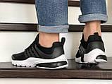 Кроссовки мужские Presto черно белые, фото 5