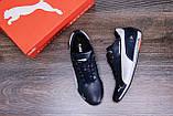 Мужские кожаные кроссовки Puma BMW MotorSport, фото 10