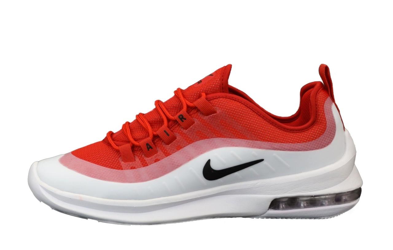 Кроссовки мужские Nike Air Max Axis красные