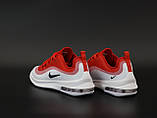 Кроссовки мужские Nike Air Max Axis красные, фото 4