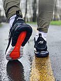Кроссовки Nike Air Max 270 Найк Аир Макс (40,41,42,43,44,45), фото 5