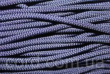 Шнур круглый 7мм 100м синий