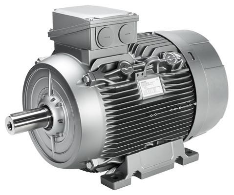 Электродвигатель Siemens 1LE1502-1AA42-2AA4-Z D22