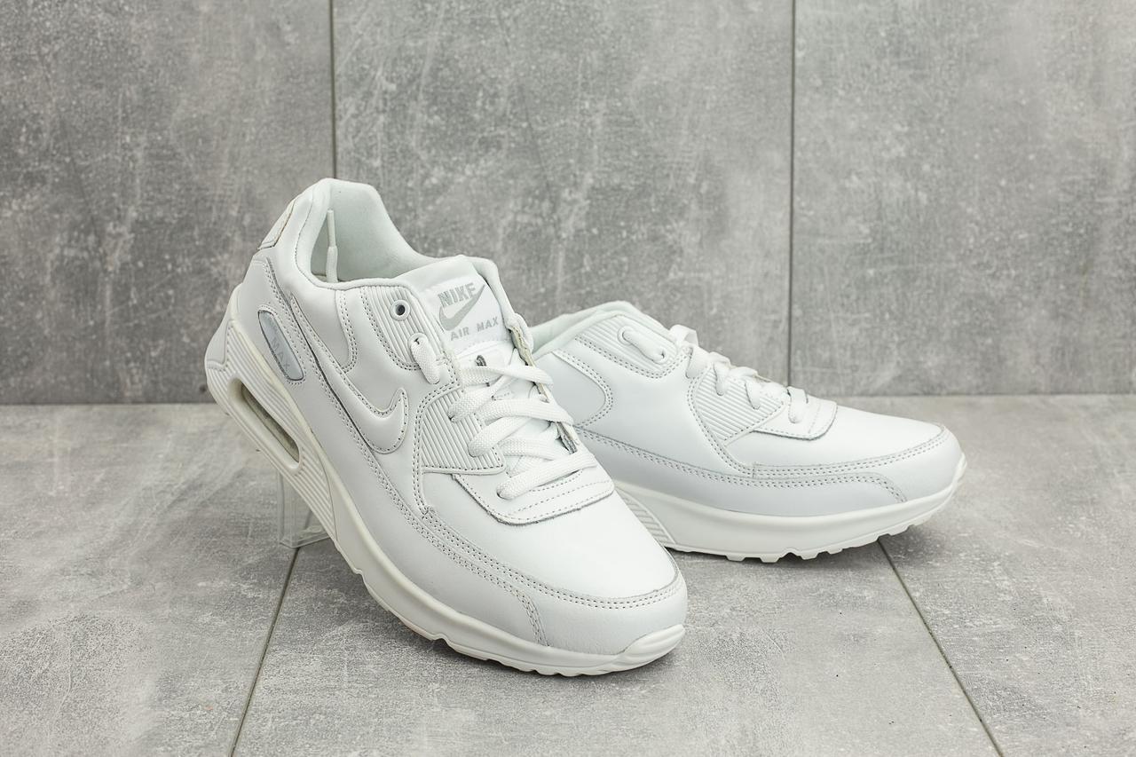 Мужские кроссовки искусственная кожа весна/осень белые Classica G 5056 -1