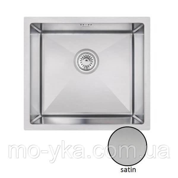 Кухонная мойка под столешницу  D4645 1,2 mm