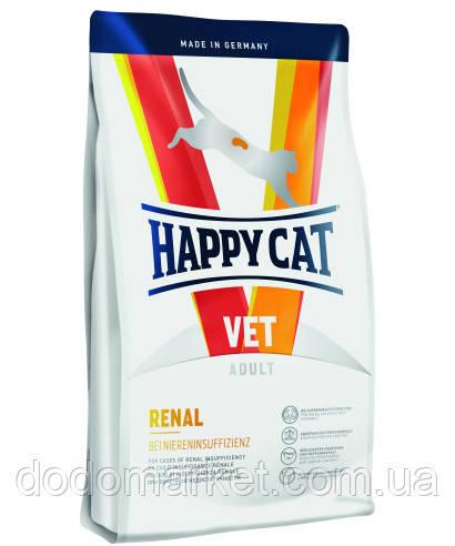 Диетический корм для кошек Happy Cat VET Diet Renal Хеппи Кет Вет Диет Ренал 4 кг