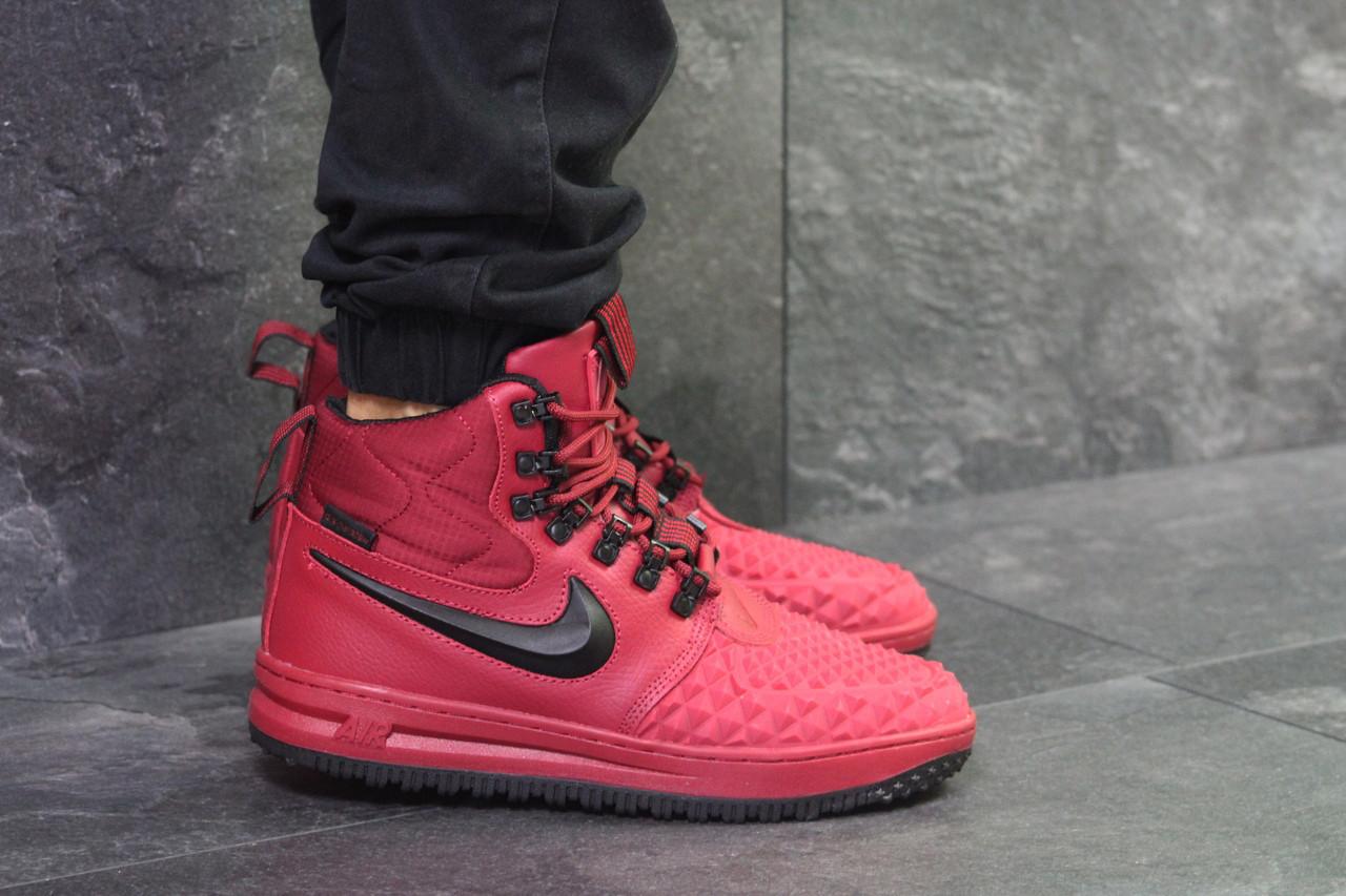 Мужские кроссовки Nike Lunar Force 1 Red