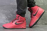 Мужские кроссовки Nike Lunar Force 1 Red, фото 2