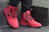 Мужские кроссовки Nike Lunar Force 1 Red, фото 3