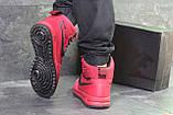 Мужские кроссовки Nike Lunar Force 1 Red, фото 4