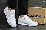 Кроссовки Reebok белые мужские, фото 2