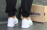 Кроссовки Reebok белые мужские, фото 3