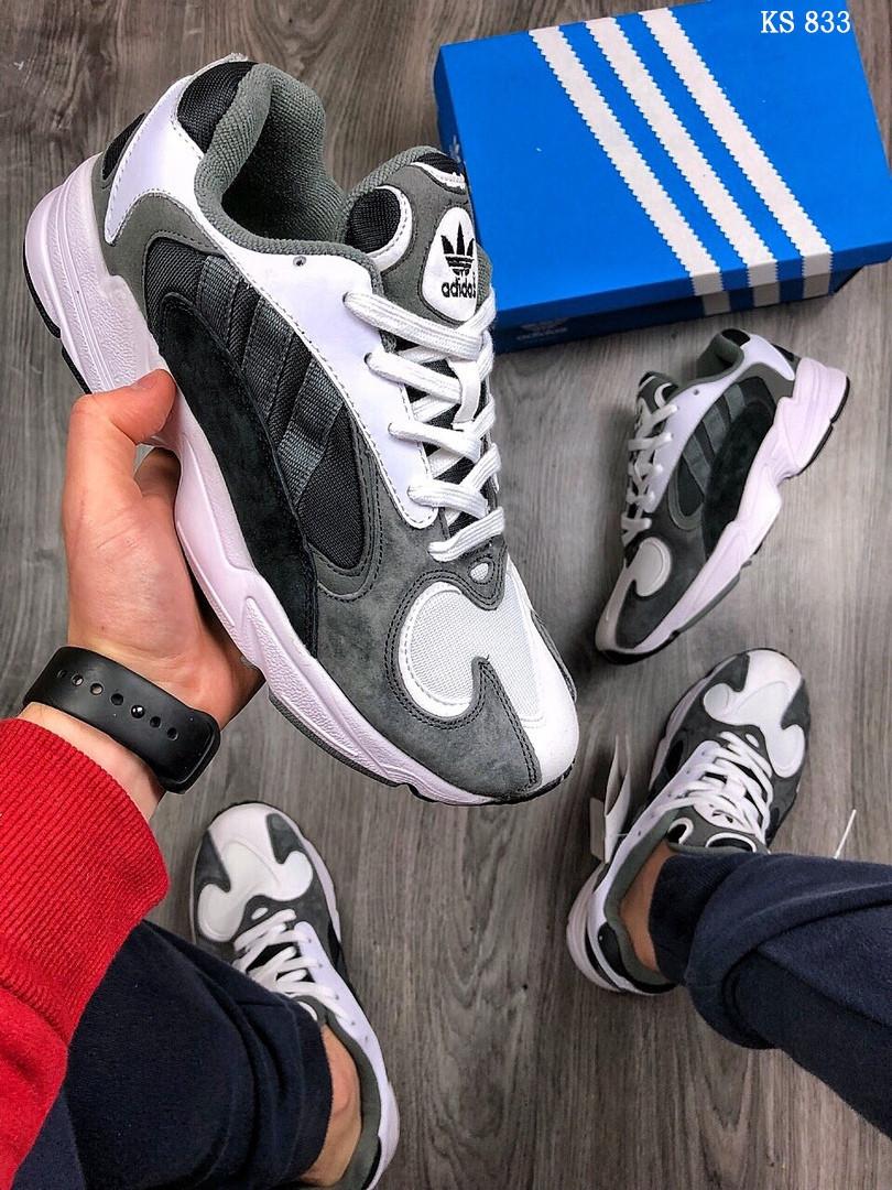 Модные кроссовки Adidas Yung-1