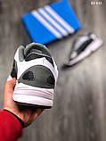 Модные кроссовки Adidas Yung-1, фото 3