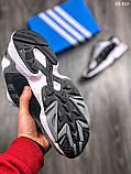 Модные кроссовки Adidas Yung-1, фото 5
