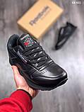Кроссовки Reebok Classic, кожаные, топ качество, фото 4