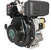 Двигатель дизель.GrunWelt GW178F +БЕСПЛАТНАЯ ДОСТАВКА! (вал под шлицы, 6 л.с), фото 4