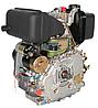 Двигатель дизель.GrunWelt GW178F +БЕСПЛАТНАЯ ДОСТАВКА! (вал под шлицы, 6 л.с), фото 5