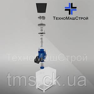 Рабочая часть к гранулятору ГКМ-260