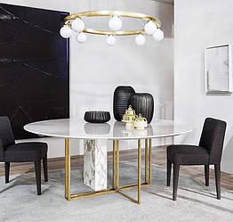 Обеденный  стол Nordic LUXE. Модель 2-450.