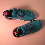 Кроссовки Nike Air Max 270 Blue Pink, фото 2