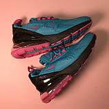Кроссовки Nike Air Max 270 Blue Pink, фото 5