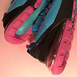 Кроссовки Nike Air Max 270 Blue Pink, фото 7