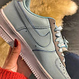 Nike Air Force 1 Low Mint White, фото 4