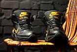 Стильные кроссовки M2K Tekno Winter Black/Orange, фото 3
