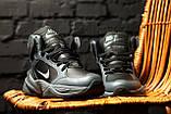 Стильные кроссовки M2K Tekno Winter Black/Gray, фото 2