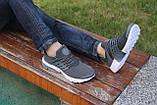 Кроссовки мужские Presto серые с белым, фото 6
