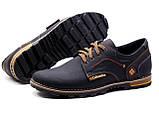 Мужские кожаные кроссовки Columbia flotar, фото 2