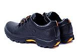Мужские кожаные кроссовки   Е-series Tracking, фото 3