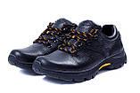 Мужские кожаные кроссовки   Е-series Tracking, фото 4