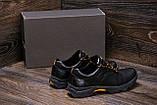Мужские кожаные кроссовки   Е-series Tracking, фото 6