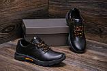 Мужские кожаные кроссовки   Е-series Tracking, фото 7