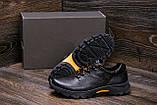Мужские кожаные кроссовки   Е-series Tracking, фото 8