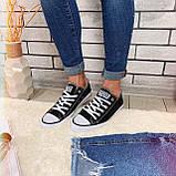Кеды женские Converse  00045 ⏩ [ 36.37,38,39,40 ], фото 6