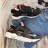 Кроссовки женские Nike Huarache x OFF-White  00055 ⏩ [ 36,37,38,39,40 ], фото 4