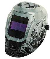Маска сварщика хамелеон Vitals Professional Engine 2500LCD (85765)