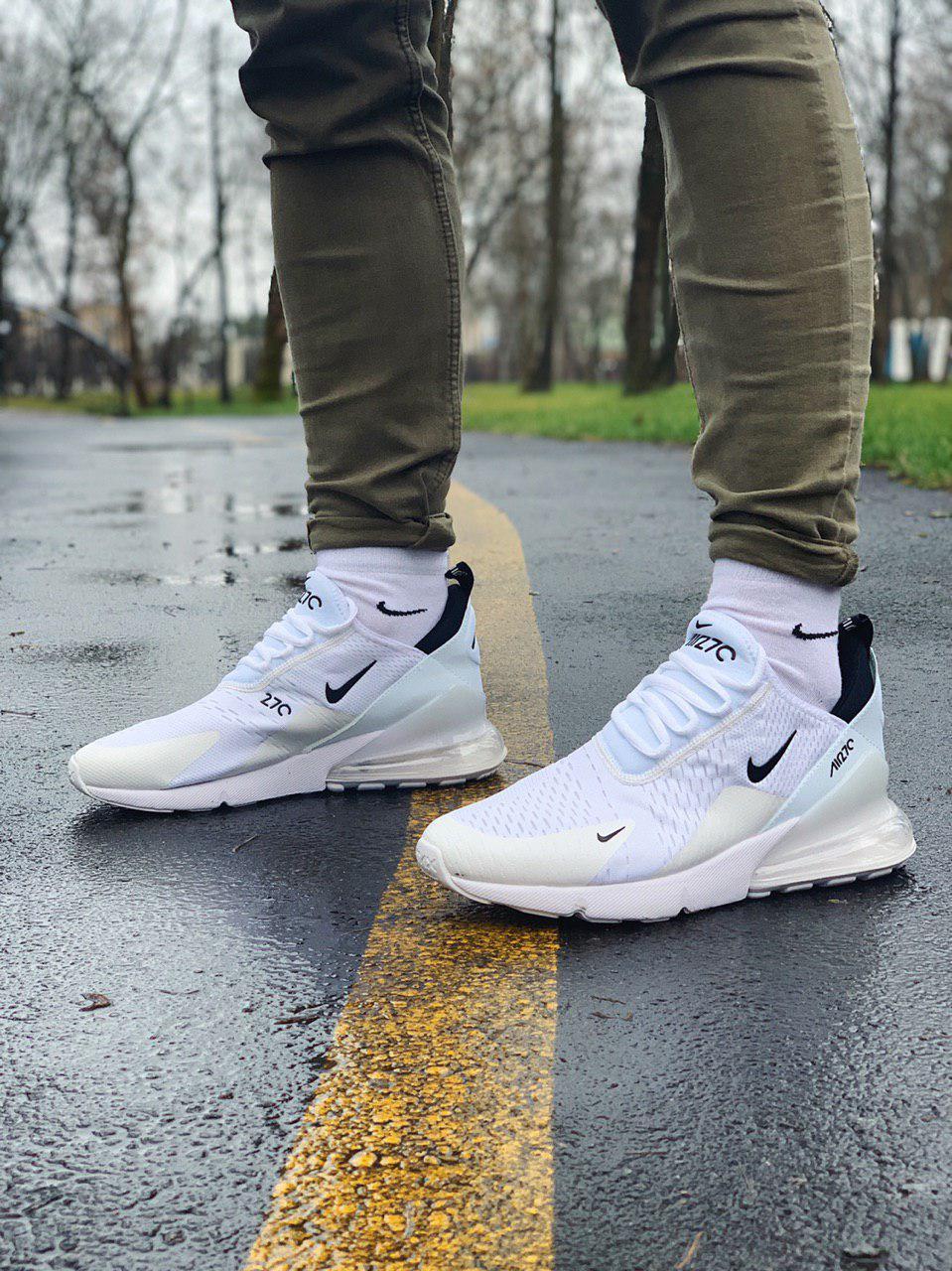 Кроссовки Nike Air Max 270 Найк Аир Макс (41,42,43,44,45)