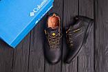 Мужские кожаные кроссовки Columbia, фото 10