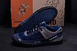 Мужские кожаные кроссовки Salomon Blue Trend, фото 8