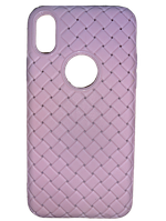 Чехол накладка Elite Case для Iphone X\Xs Розовый