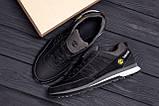 Мужские кожаные кроссовки Timberland Grei Area, фото 9