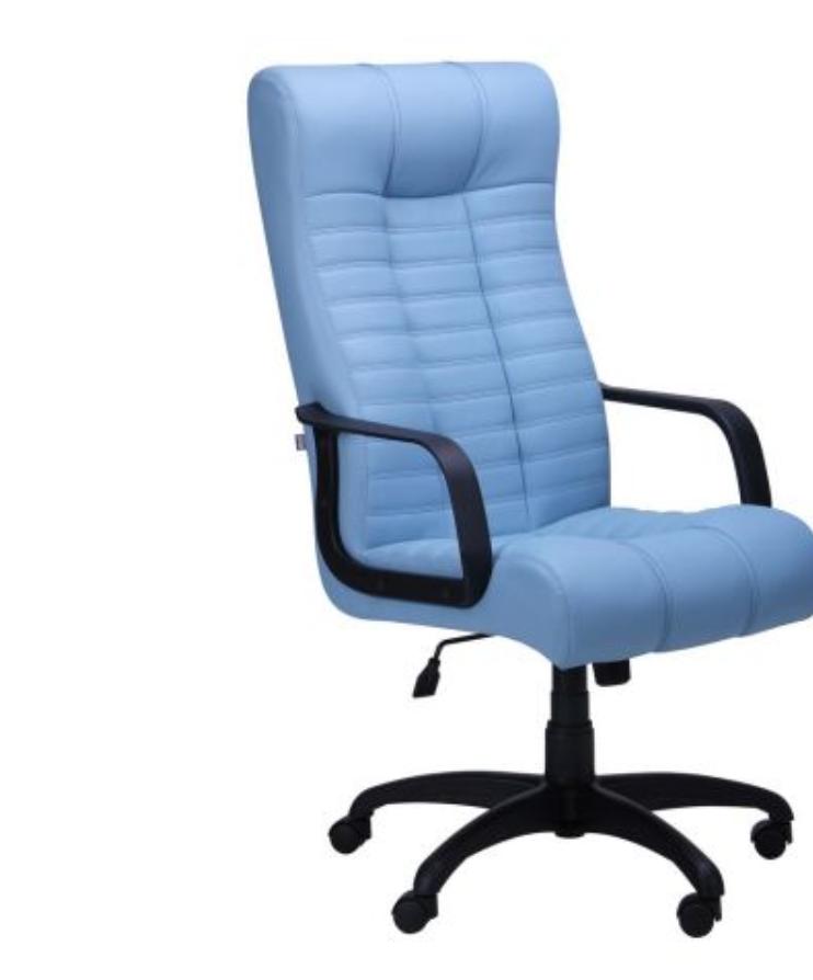 Кресло компьютерное -Атлантис Пластик Неаполь N-20