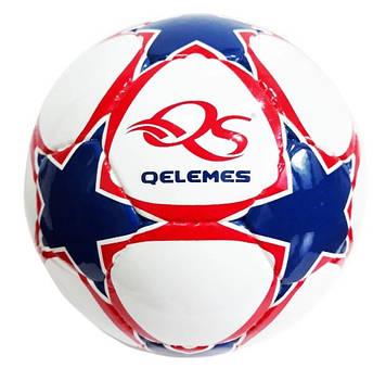 """М`яч футбольний Qelemes Starc розмір 5 """"Practic"""""""
