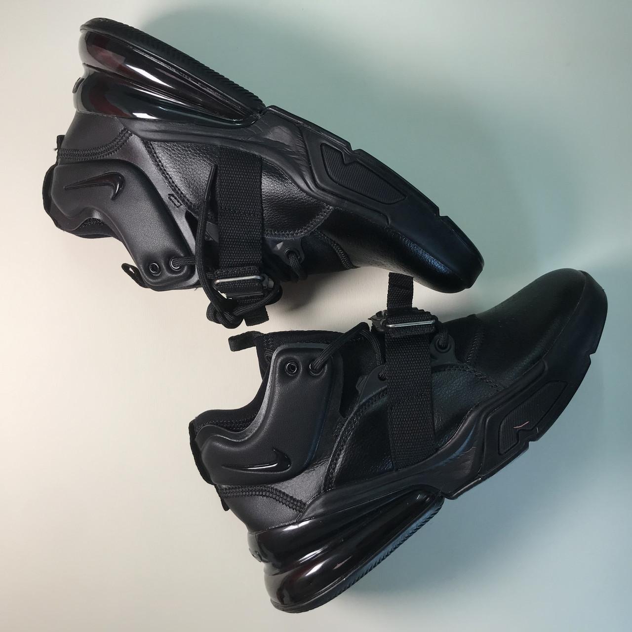 Кроссовки Nike Air Force 270 Full Black