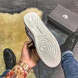 Кроссовки Nike Air Force High White Fur, фото 4
